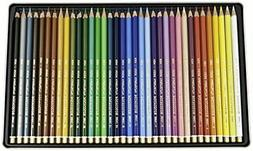 Koh-I-Noor Polycolor Drawing Pencil Set 36 Assorted Colored
