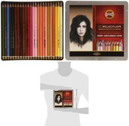 KOH-I-NOOR Polycolor Portrait Artist's Coloured Pencils