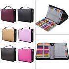 150 Slot Colored Pencil Holder Case Bag Large Capacity Paint