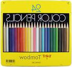 Tombow 1500 Colored Pencils 24/Pkg-