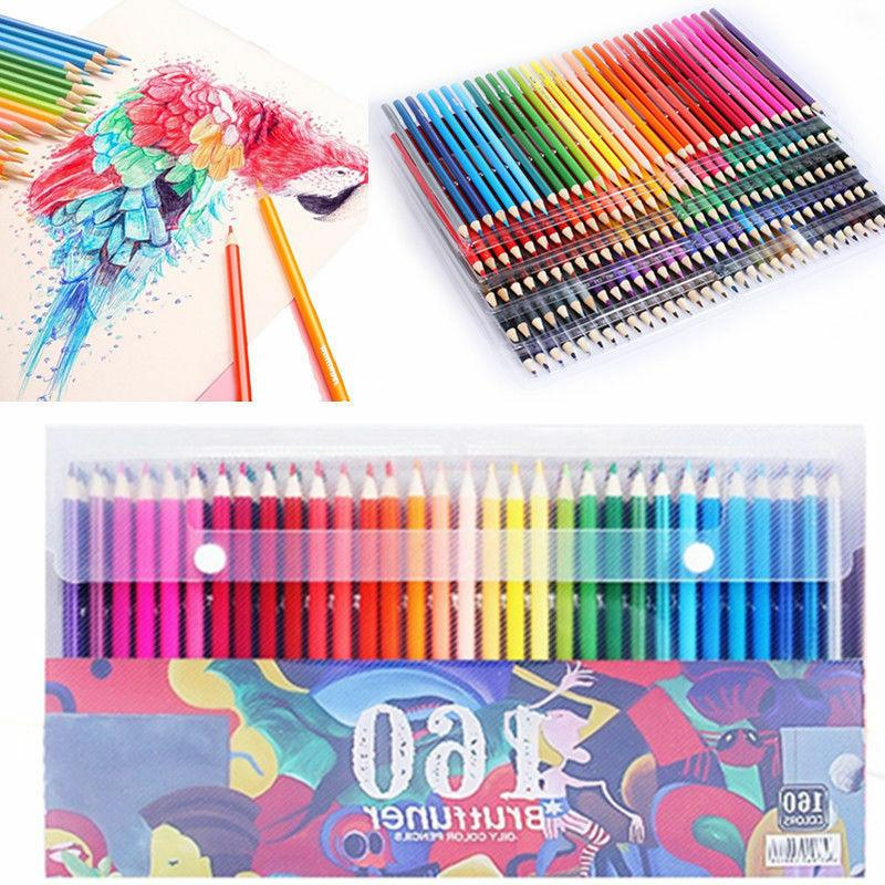 160 Pencils For Kids/Adult Coloring