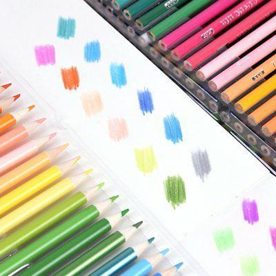 160 Wood Pencils Set Painting Oil School