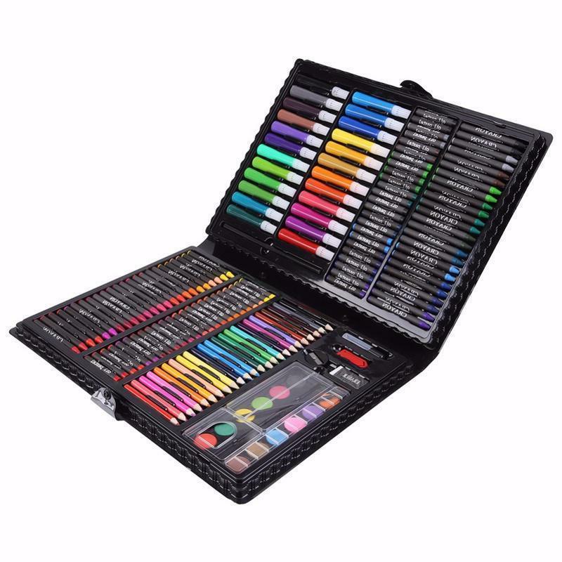 168 Pcs Drawing Pencils Colored