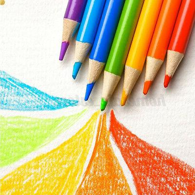 48/72/120/160 Colors Professional Colored Pencils Artist Painting