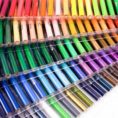 48/72/120/160 Professional Colored Pencils Set Painting Art