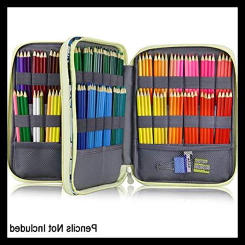 YOUSHARES Colored Pencil LARGE Holder Pen