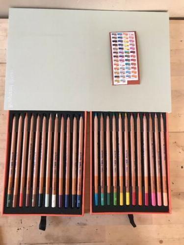 2 design Artist Quality Coloured Set of 24 Set