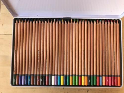 2 design Quality Coloured Pencils Set of Set 36