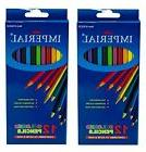 2 Pack Artist Blended Pencils - Blendable Colors - Non Toxic