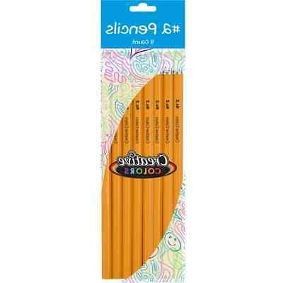 2 pencils 8 count