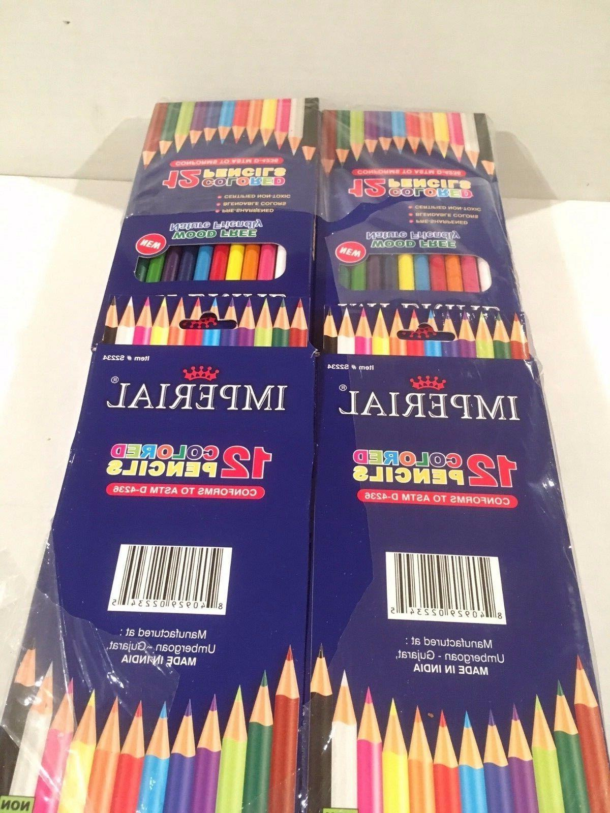 20 Packs of 12 Colored Pencils