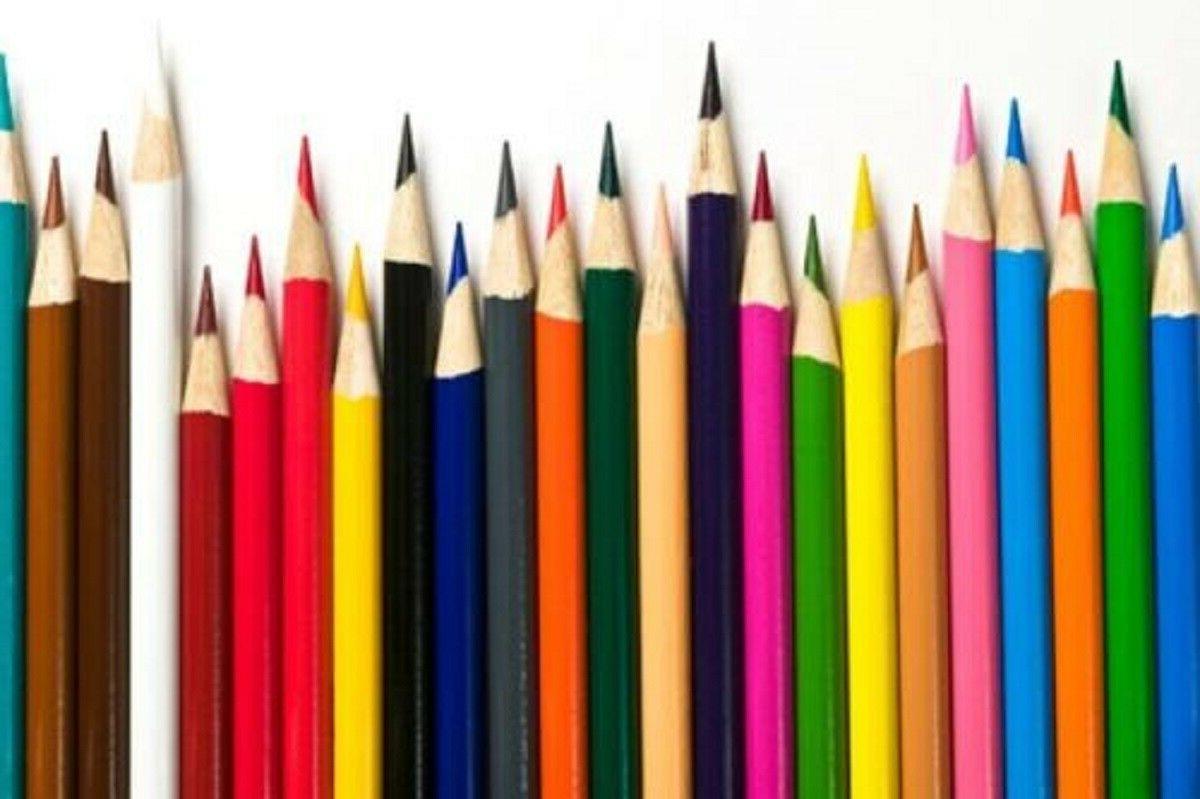 24 PENCILS SET For Kids/Adult Coloring Art Sketching