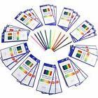 30 set bulk colored pencils pack 12
