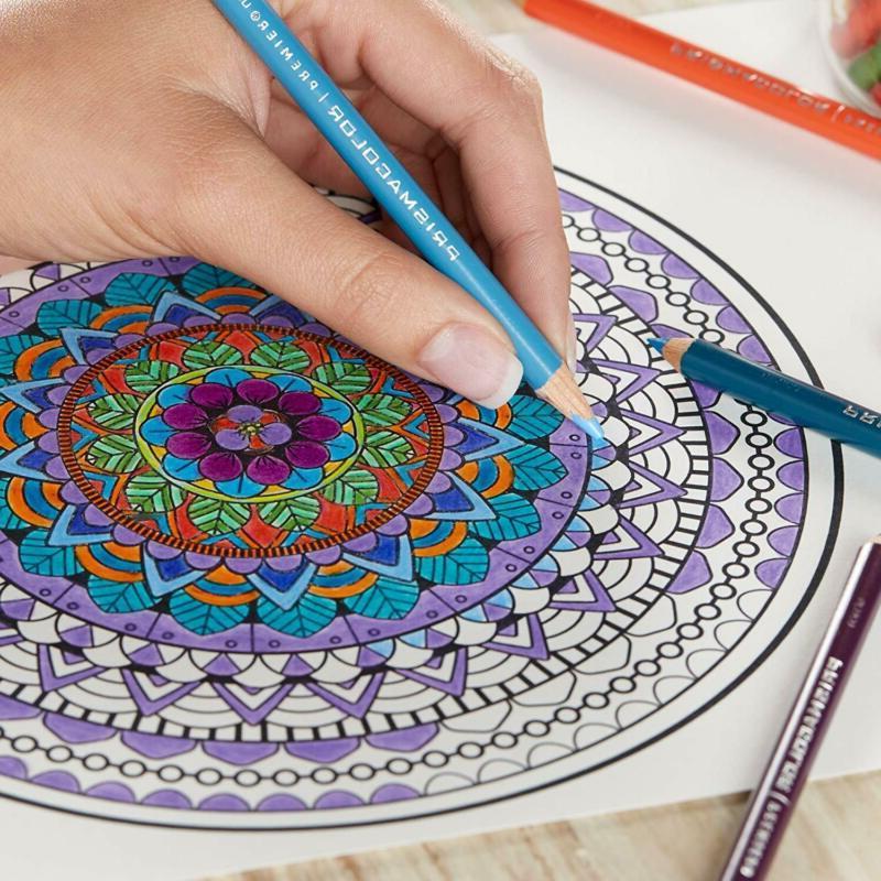 Prismacolor 3596T Premier Colored Pencils, Count