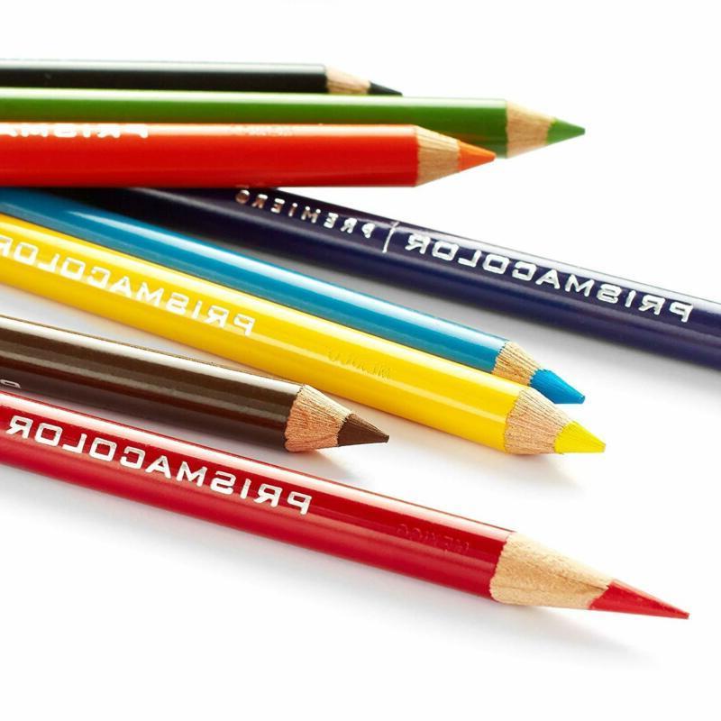Prismacolor Premier Pencils, Core, Count