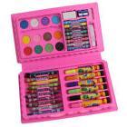 42pcs deluxe art set colored pencils crayons