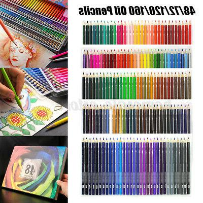 48 72 120 160 colors professional oil