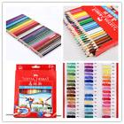 48 Colors Water-Color Pencils Colored Drawing Set&Brush Shar
