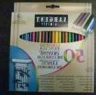 50 colored pencils nib