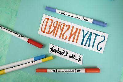 Ohuhu 60 Set Marker Album Sketch Color Marker Brush Pen