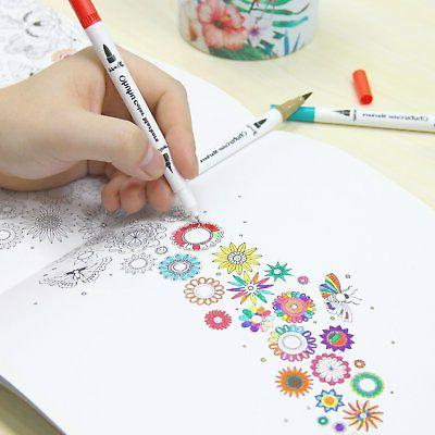 Ohuhu 60 Set Album Dauber Sketch Color Brush