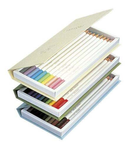 90 Colored Pencils Color Dictionary Set by TOMBOW JAPAN