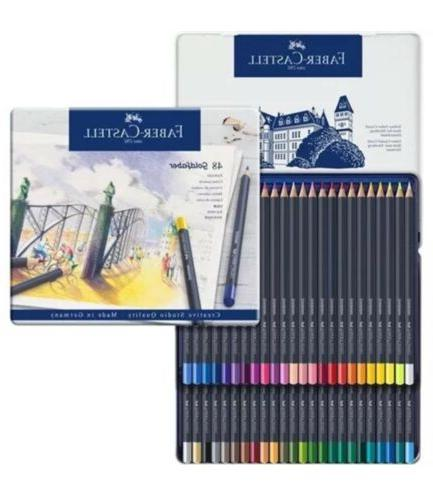 Faber-Castell Goldfaber Colored Pencil Set of 48 In Storage