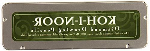 Koh-I-Noor : Diamond Drawing Mechanical Pencil Set : 5 Colou