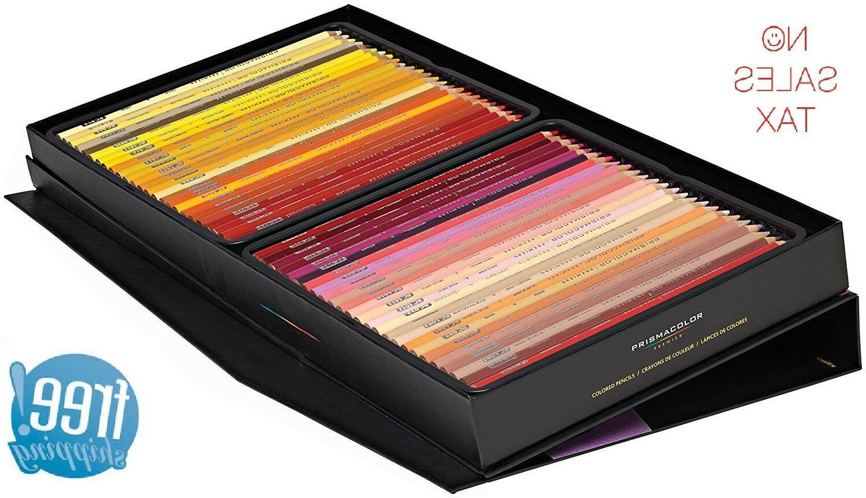 Multi Colored Pencils Bulk Prismacolor For Kids Adults Case