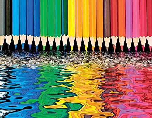 Springbok Puzzles - Pencil Pushers - 500 Piece Jigsaw Puzzle