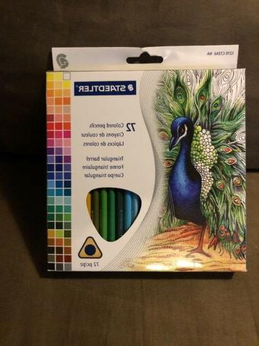 Staedtler Colored Pencils, Set of 72