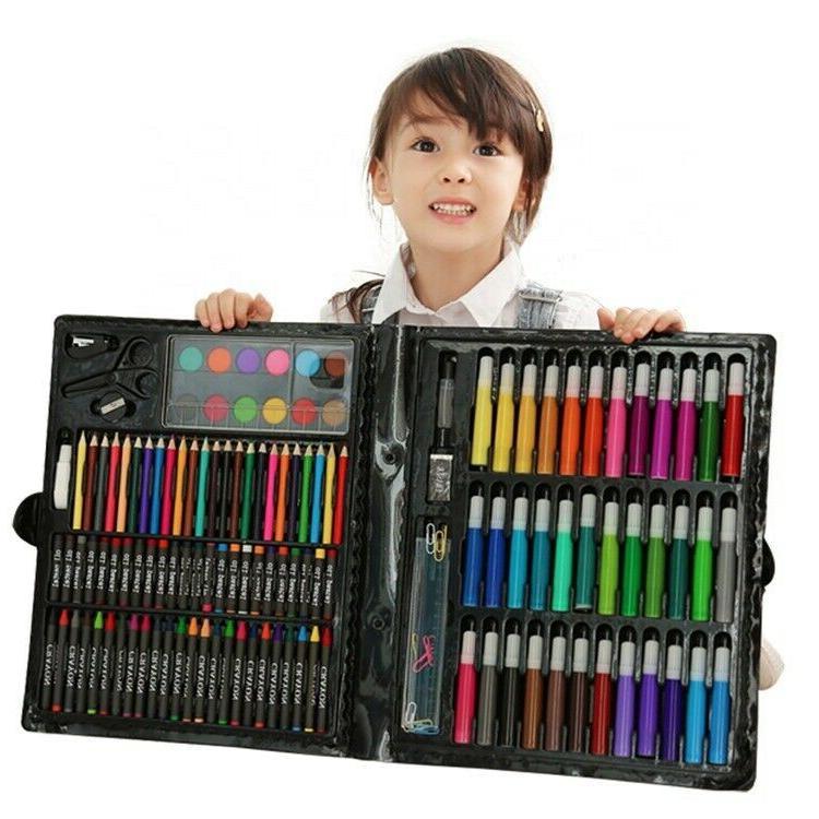 Art Set 150pcs Kids Drawing Box
