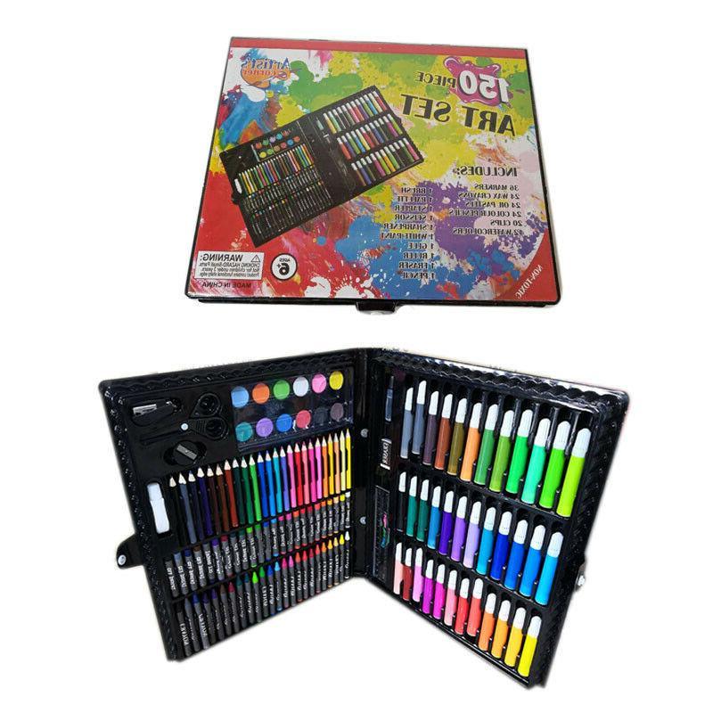 Art Kids Color Pastels Kit Box