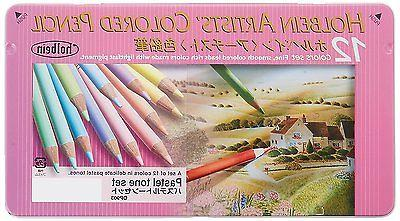 Holbein 12 Pastel set from Japan