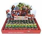Marvel Avengers Self Ink Stamps Birthday Party Favors Gift B
