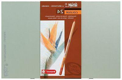 canson 8805h24 design colored pencil 24 set