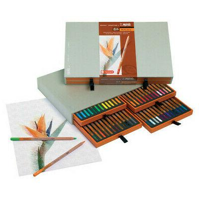 canson 8805h48 design colored pencil 48 set