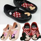 Casual Cartoon Cute Mickey Minnie sandals Jelly Shoes Kids G