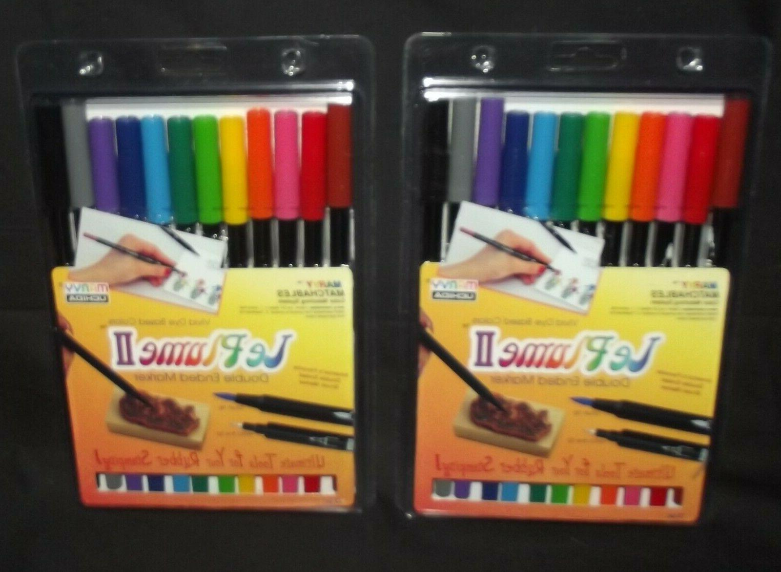 Marvy Color-In Twist Colored