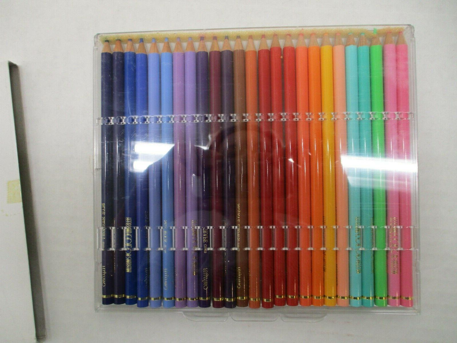 Felissimo colored pencils unused IN JAPAN