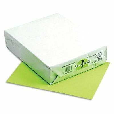 Colored Paper,Lime,PK500 PACON 102053