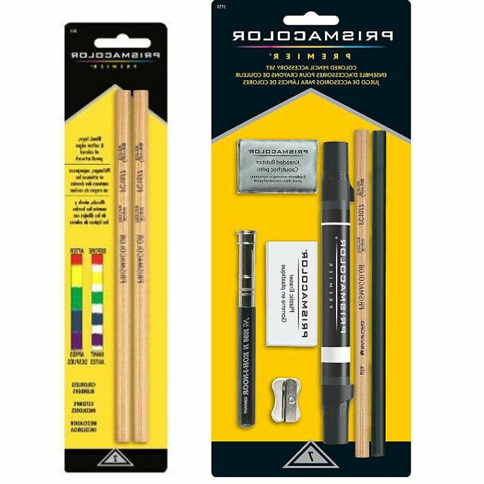 Prismacolor Accessory Kit pencils with
