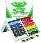 Crayola Colored Pencil Bulk, 240 Count Classpack, 12 Assorte