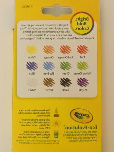 Crayola 12 Count Lasting Premium Quality