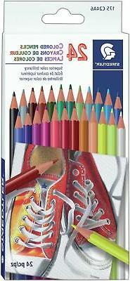 Staedtler Colored Pencils 24/Pkg