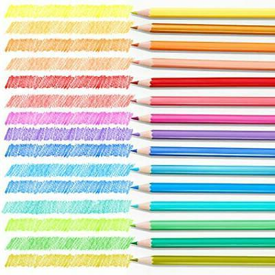 Ohuhu pencils color oil-based pencil with a