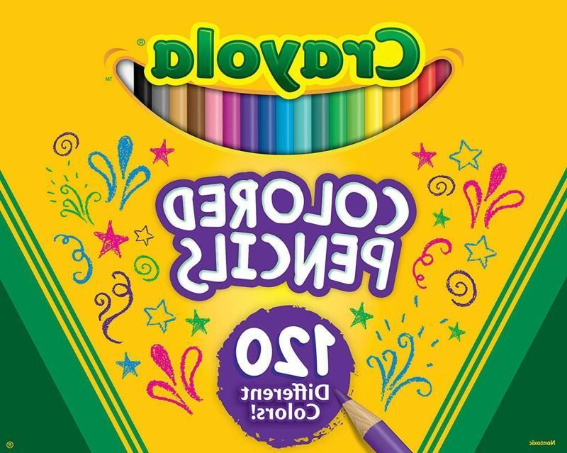 colored pencils no repeat colors perfect