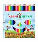 PARTH IMPEX Colored Pencils Set for Kids Adult Coloring Book