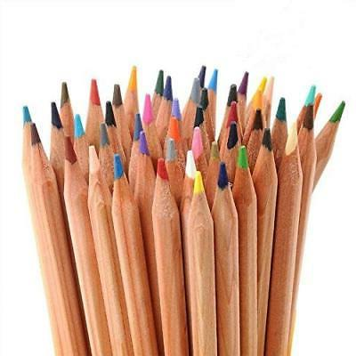 Colored Pencils, TOP 24-color Set For Adults And Kids/Vibran