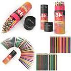 Arteza Colored Pencils With Color Names, Soft Core, Triangul